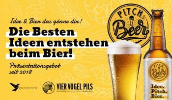 Pitch & Beer by Gründernest Netzwerkveranstaltung, Event, Dresden, Horst Vier Vogel Bar Dresden