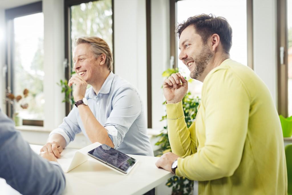 Sören Frost und Alexander Friede Gründer & Berater von Gründernest für Hilfe bei Existenzgründung, Businessplan, Fördermittel und Geschäftsmodell