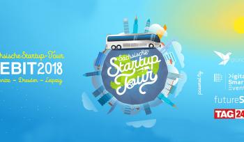 Sächsische Startup Tour 2018 zur CEBIT in Hannover