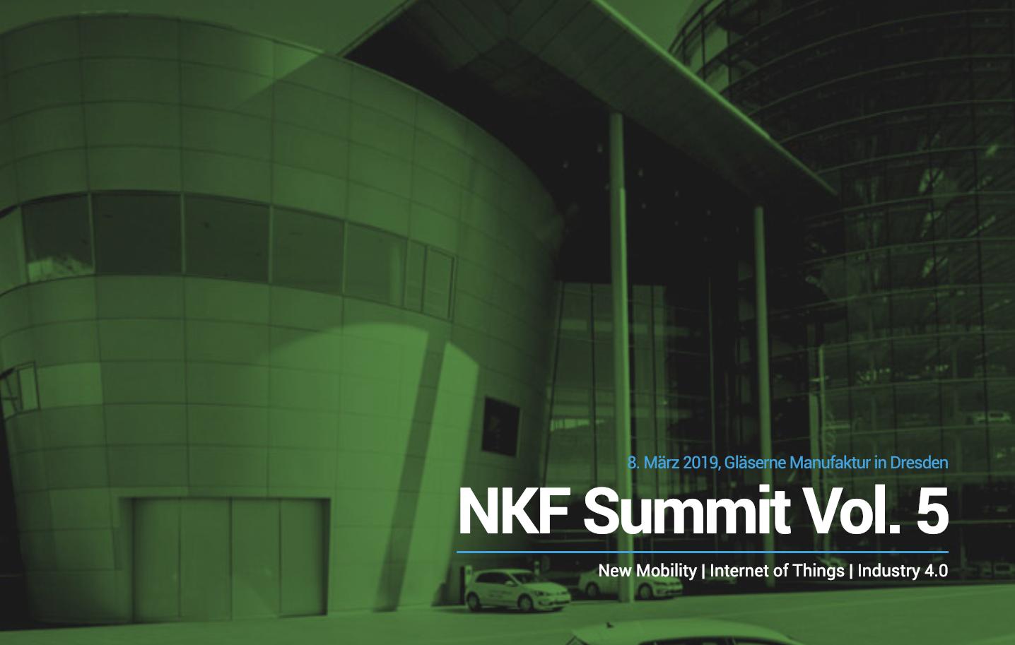 NKF Summit Vol. 5