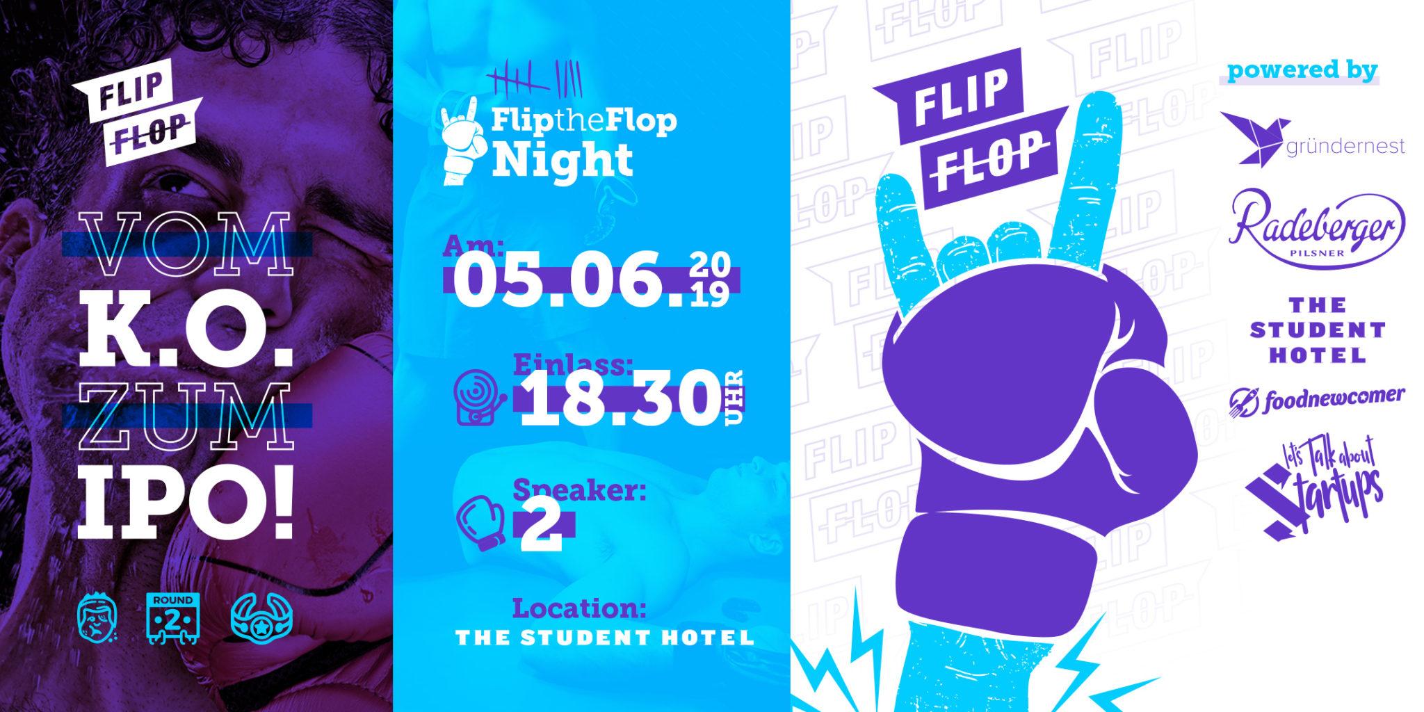 9. FlipTheFlop Night Dresden